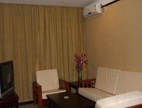 Super 8 Shanghai Hongqiao Shuniu Wuzhong Road: Business Room