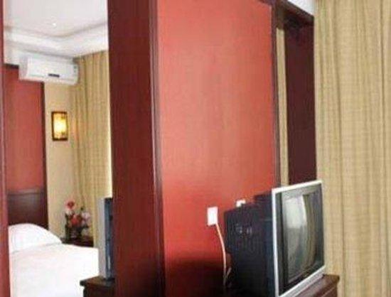 Super 8 Shanghai Hongqiao Shuniu Wuzhong Road: One Queen Bed Suite
