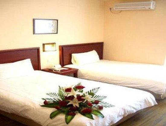 Super 8 Shanghai Hongqiao Shuniu Wuzhong Road: Two Twin Bed Room
