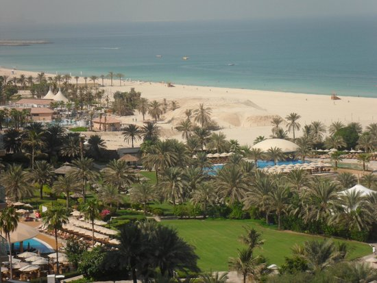 Habtoor Grand Resort, Autograph Collection, A Marriott Luxury & Lifestyle Hotel: View from the room