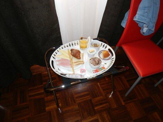 Castel Sant'Angelo Inn : Breakfast