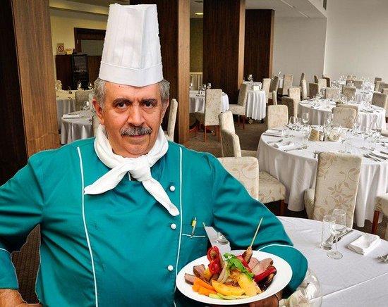 Hotel Park: Restaurant