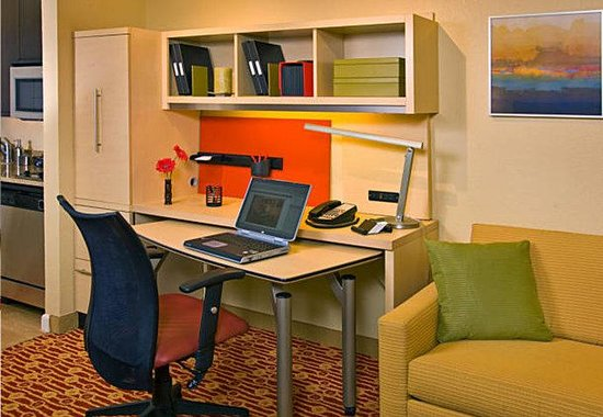 TownePlace Suites Rock Hill: Home Office