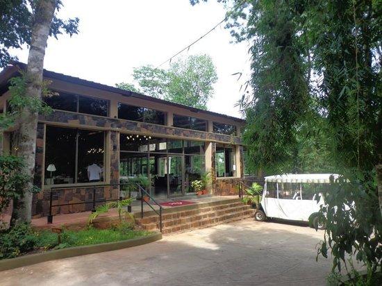 Yvy Hotel de Selva: Hôtel Yvy