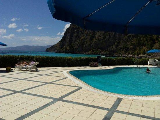 Hotel Gabbiano: pool