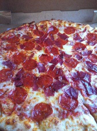 Duetto Pizza and Gelato: Best!!