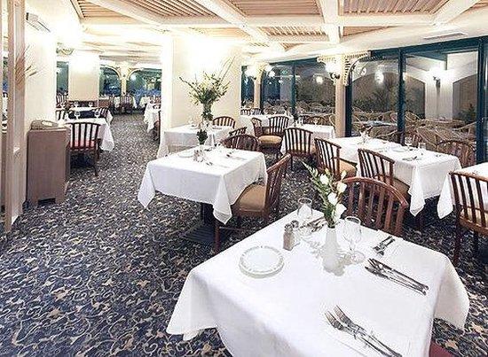 Metropolitan Hotel : Restaurant