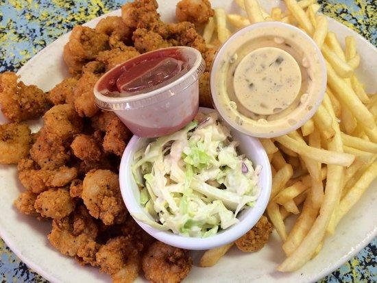 Sunflower Cafe: Calabash Fried Shrimp