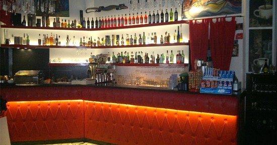 Hotel Amalfi: Bar/Lounge