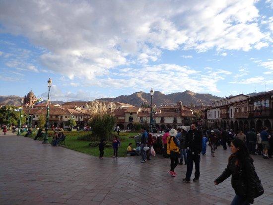 Plaza de Armas (Huacaypata) : Festividades Junio Cusco, Aniversario de la CIudad