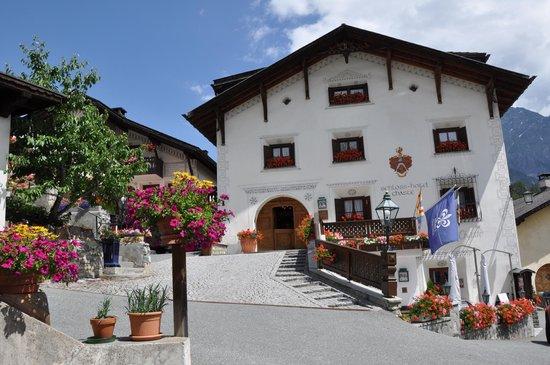 Schlosshotel Chaste: Hotel