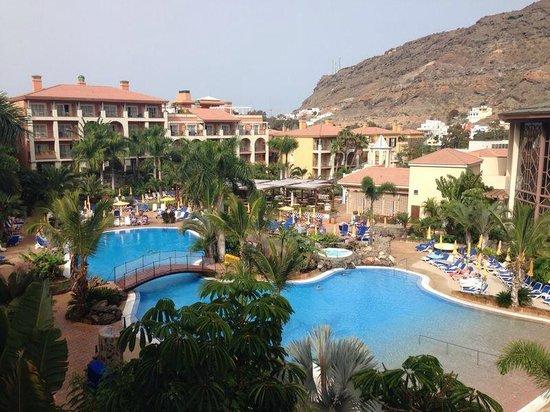 Hotel THe Puerto de Mogan: piscina