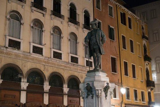Shadows of Venice Tour: Carlo Goldoni