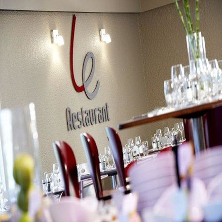 Campanile Villeneuve St Georges : Restaurant
