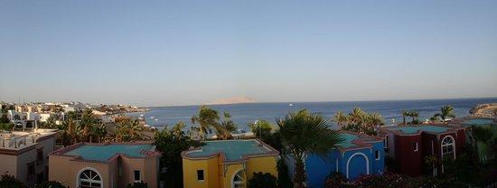 Savoy Sharm El Sheikh : Sea View form Room