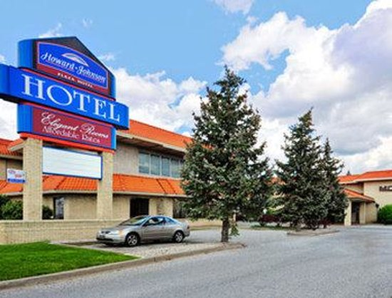 Howard Johnson Plaza Hotel Windsor Welcome To The