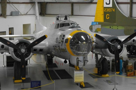 Pima Air & Space Museum: bomber
