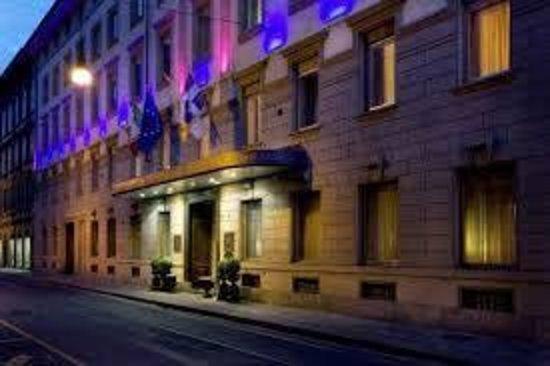 Grand Hotel Sitea : Night View