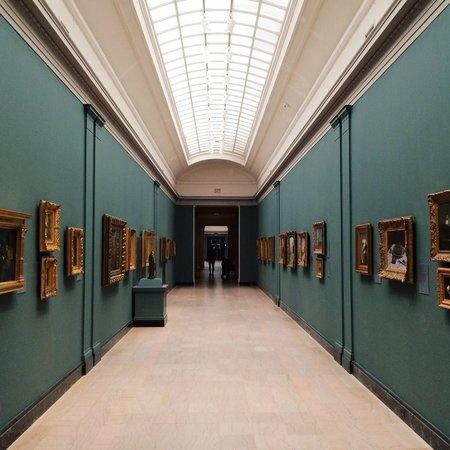 Museum of Fine Arts: MFA, Boston