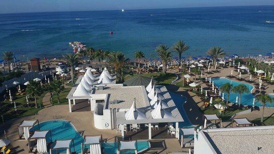 Sunrise Pearl Hotel & Spa: Full Sea View Room