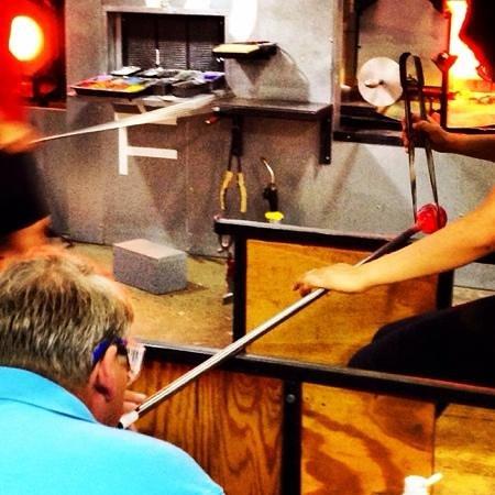 Corning Museum of Glass : #IMadeGlass
