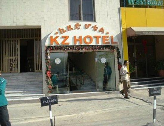 KZ Hotel: Approach