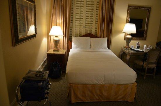 Millennium Biltmore Hotel Los Angeles: HABITACIÓN DOBLE ESTÁNDAR TWIN