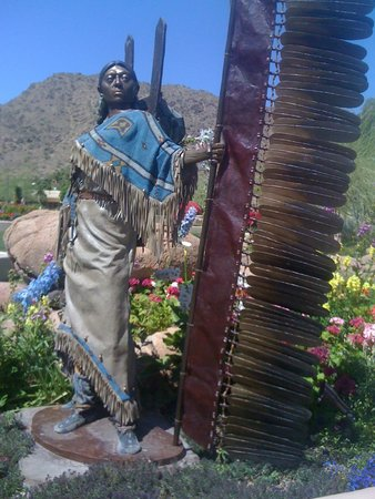 JW Marriott Scottsdale Camelback Inn Resort & Spa : On the grounds