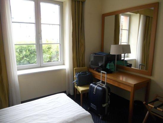 PK Ilmarine Hotel: camera con vista....quale ????
