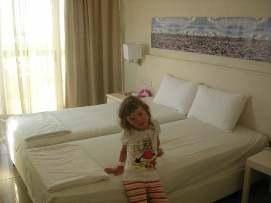 Paschalia Hotel: Стандартный номер (SNG+CHILD)