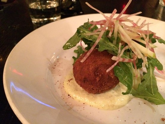 Russell House Tavern: Delicious Crab Cakes