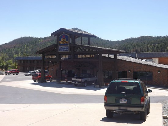 Best Western Golden Spike Inn & Suites: exterior