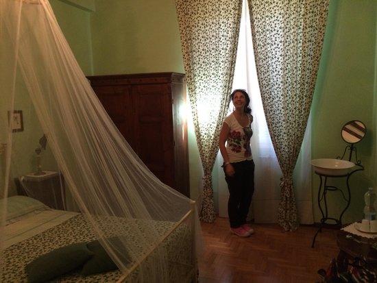 Villa Mustafa' : La camera dell'edera