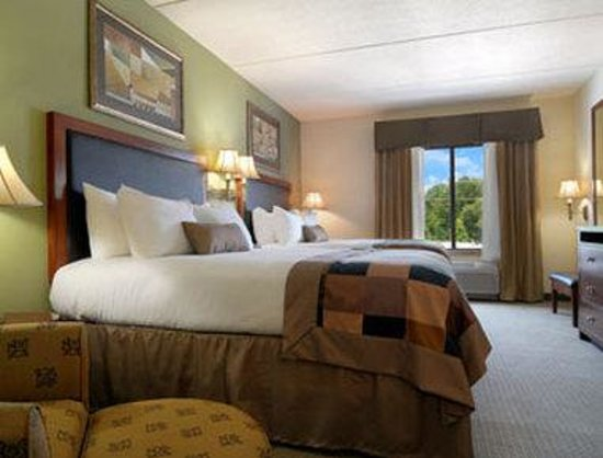 Wingate by Wyndham Tuscaloosa : Standard Double Bed Room