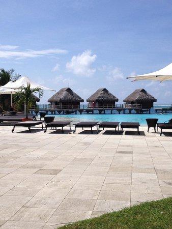 Manava Beach Resort & Spa - Moorea : Du resto