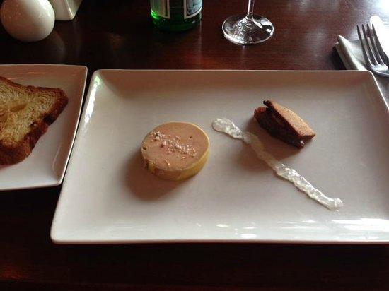 Le 7 à Issy : Foie gras