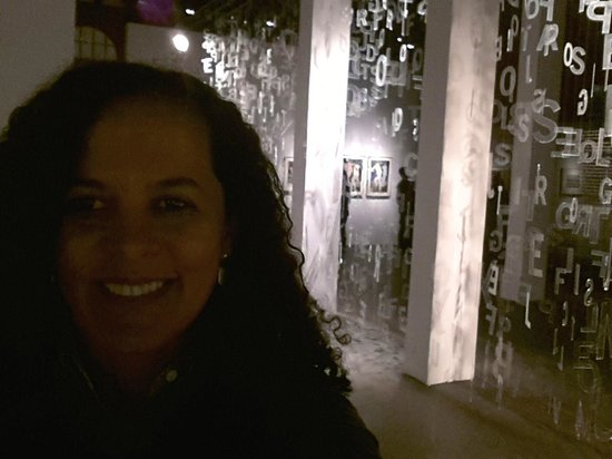 Museu da Lingua Portuguesa: Museu Da Língua Portuguesa