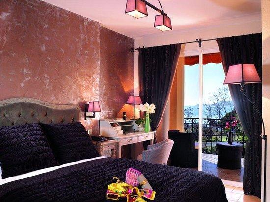 Hotel de la Fossette : Balcony See View Room