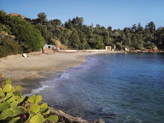 Hotel de la Fossette : Beach