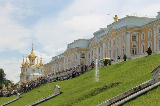 Grand Palace: Сам Дворец
