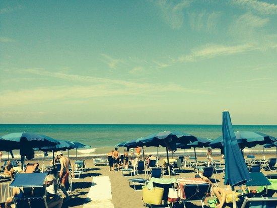 Camping Free Beach: Spiaggia freebrach