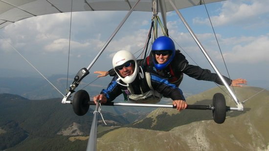 Deltaplano Biposto Tandem Hang Gliding