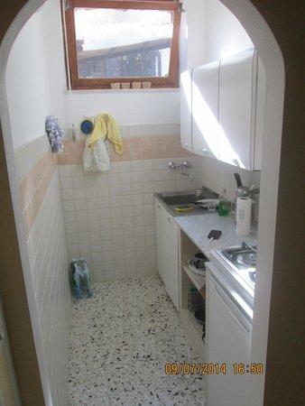 Residence Itelba: Cucina