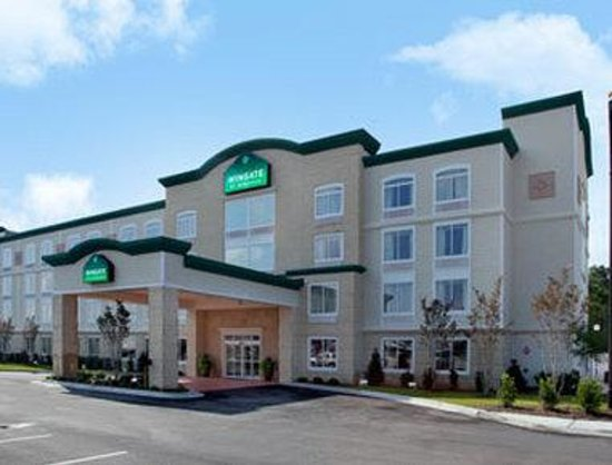 Welcome to Wingate by Wyndham Southport