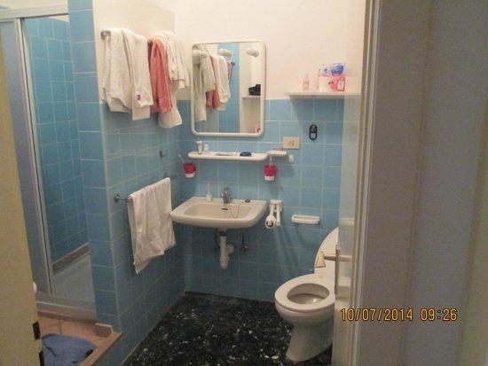 Residence Itelba: Bagno
