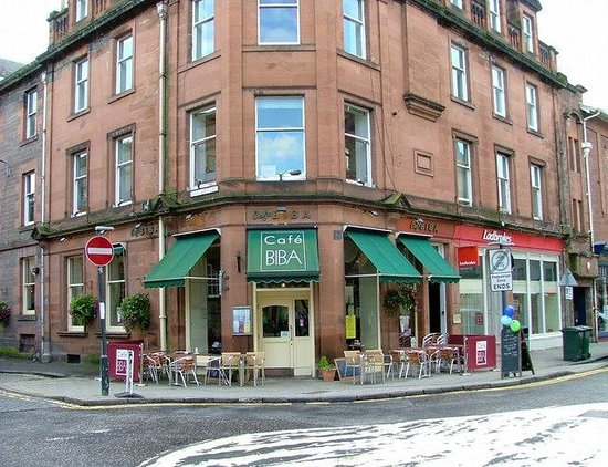 Restaurants Near Kinross