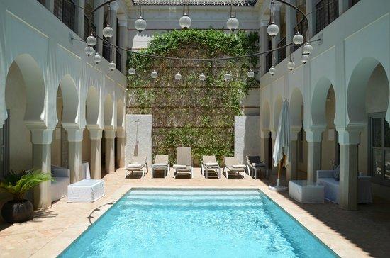 Riad Nashira & Spa: piscine