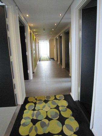 Wakeup Copenhagen Carsten Niebuhrs Gade: floor
