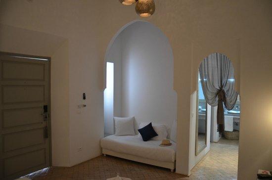 Riad Nashira & Spa : chambre
