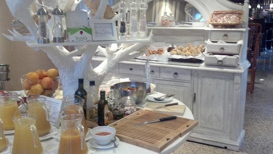 Aparthotel Casa Vella: Desayuno